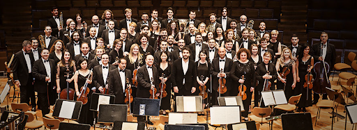 The Malta Philharmonic Orchestra on tour in the USA.