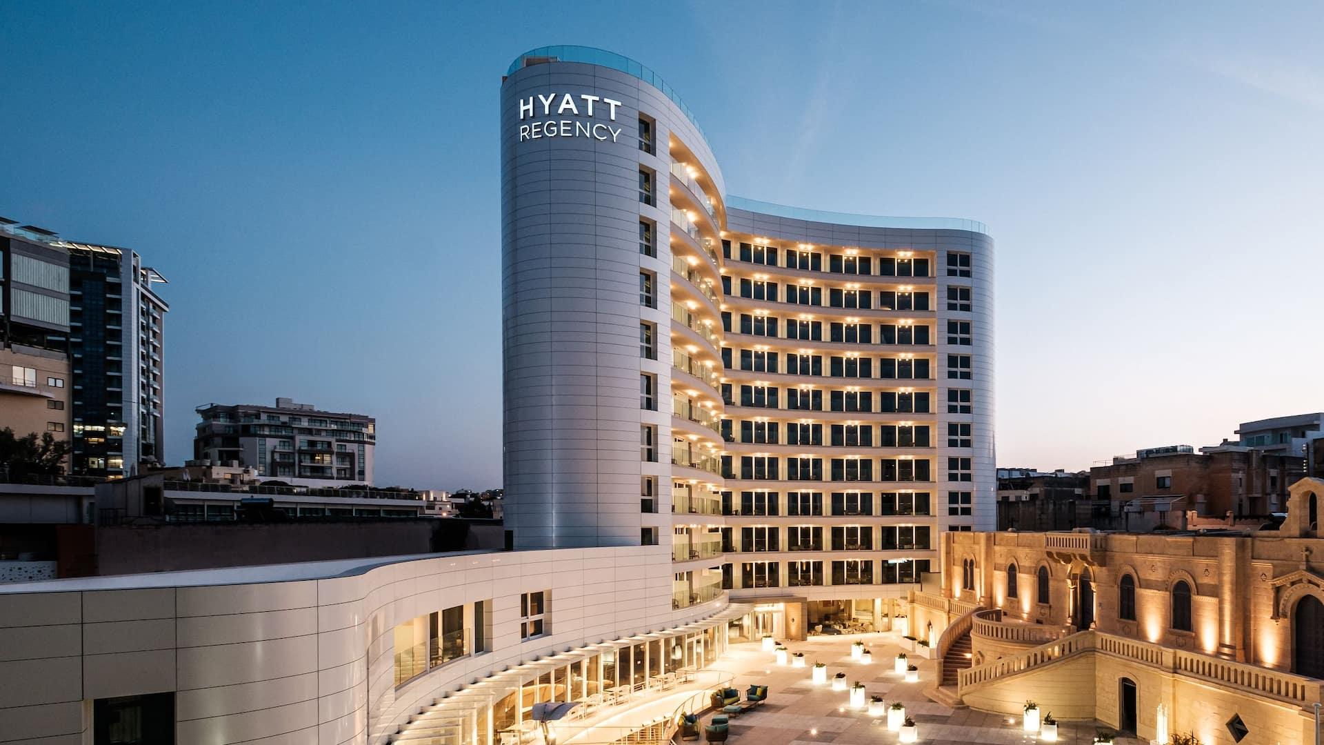 Hyatt Regency Malta is officially open