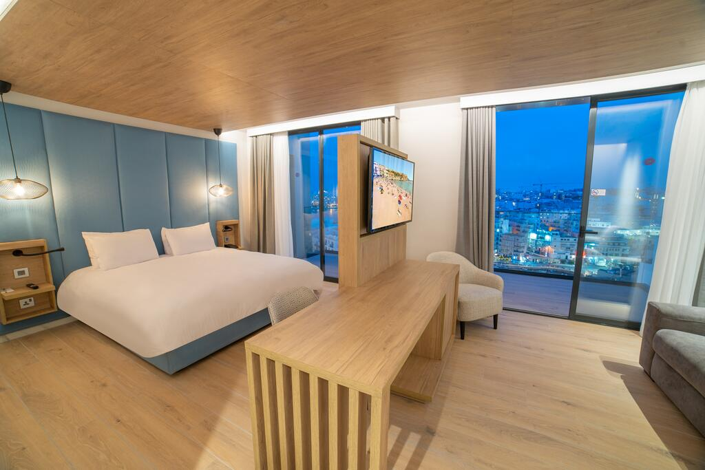 Hospitality franchise Mercure opened their first hotel in St Julian's in September